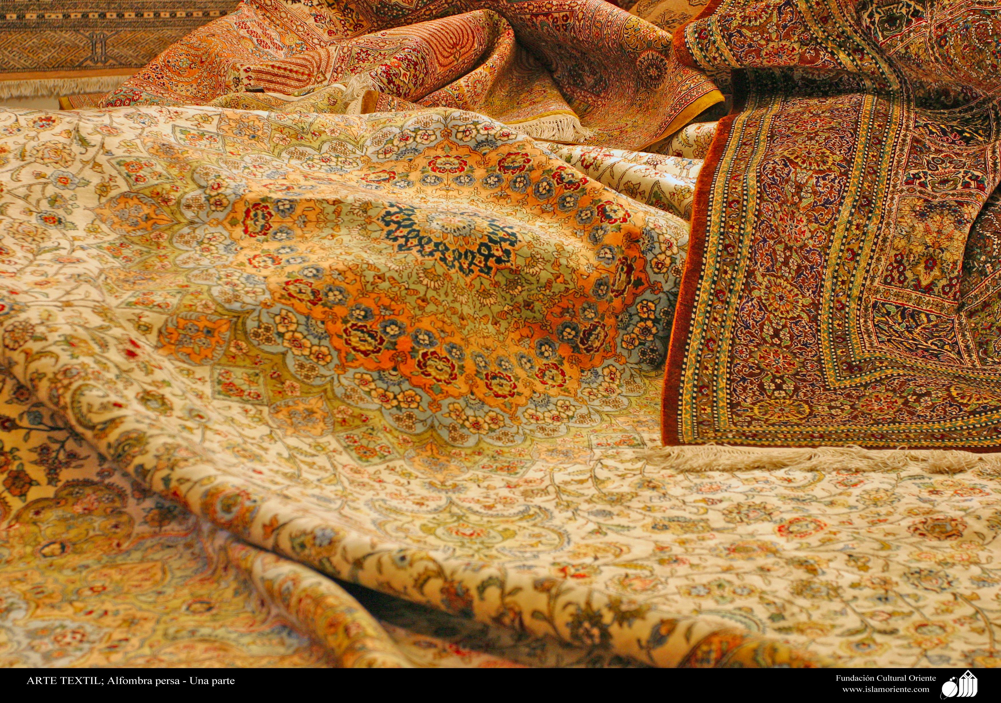 Arte textil alfombra persa una parte 105 galer a de for Alfombraspersas