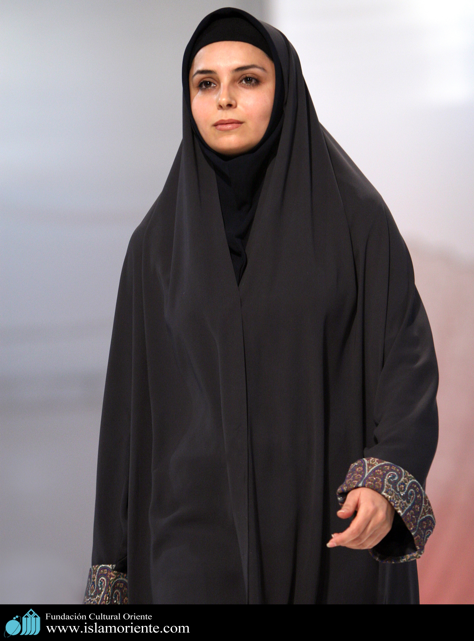 Video Of Muslim Fashion Show