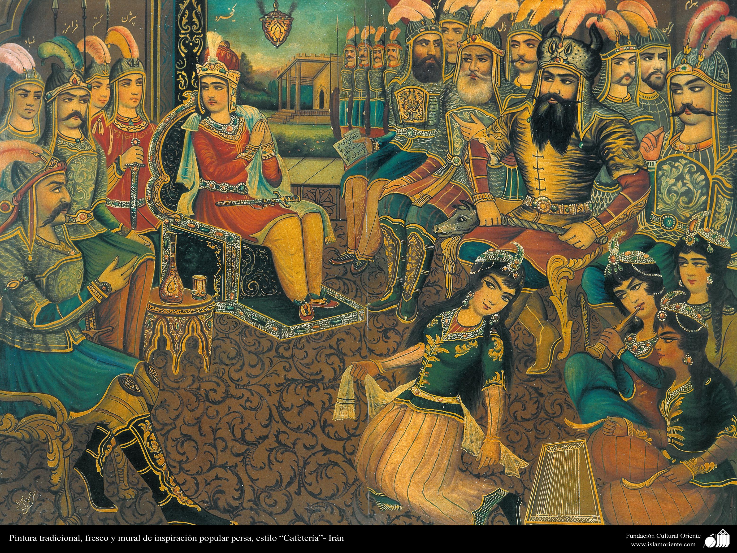 Pintura Tradicional Fresco Y Mural De Inspiraci N Popular