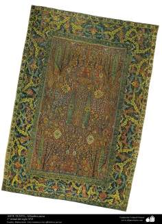 Alfombra persa - 1° mitad del siglo XVI