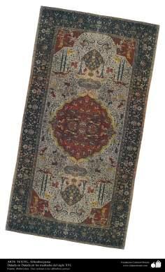 Persian Carpet -  XVI century