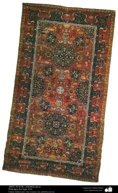 Alfombra persa - Principios del siglo XVI