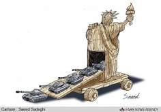 América encabeza lista de los mayores vendedores de armas (Caricatura)