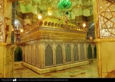 Arquitectura Islámica- Vista de la Tumba de Fátima Masumah en la ciudad santa de Qom - 78