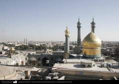 Arquitectura Islámica- Vista del santuario de Fátima Masuma (P) en la ciudad santa de Qom - 83
