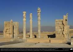 Preislamic Arquitechture- Persepolis, or Pars Takht-e Yamshid «Yamshid's throne», near Shiraz - 24