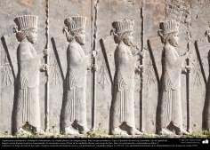 Preislamic Architechture - Persepolis, or Pars o Tajt-e Jamshid «the throne of Yamshid», near Shiraz - 48
