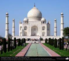 Tayy Mahal in Agra - India
