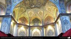 Architecture islamique,palais Sultan Amir Ahmad,Kashan,Iran - 232