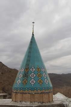 Arquitetura Islâmica - Qom, Irã. Foto: Ali Esfanyar