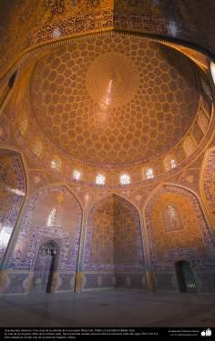 Arquitectura islámica- La mezquita Sheij Lotf Allah (o Lotfollah)-Isfahán- 50