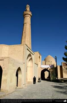 イスラム建築 (イスファハン市における9世紀に作られたナインジャメモスク) - 101