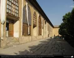 معماری اسلامی - بنای تاریخی مسجد وکیل در شیراز، ایران، بین 1751 و 1773 در دوره زند - 15