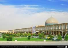 Arquitectura islámica; La plaza de Naghsh-e Jahan en Isfahan-Irán, declarada Patrimonio de la Humanidad por la Unesco - 16