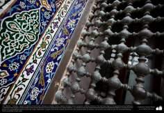 Arte islámico – Azulejos y mosaicos islámicos (Kashi Kari) - 56