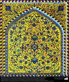 Arte islámico – Azulejos y mosaicos islámicos (Kashi Kari) - 61