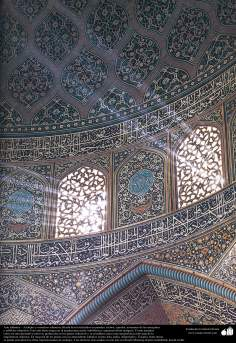 Arte islámico – Azulejos y mosaicos islámicos (Kashi Kari) - 62