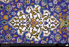 Arte islámico – Azulejos y mosaicos islámicos (Kashi Kari) - 71