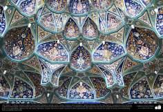 Islamic Art - enamel and mosaic (Kashi Kari) - 78