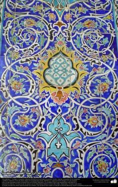 Arte islámico – Azulejos y mosaicos islámicos (Kashi Kari) - 47