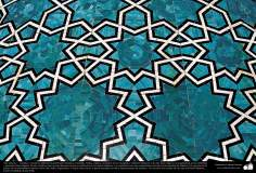Islamic Art - enamel and mosaic (Kashi Kari) - 44