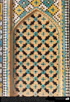 Islamic Art – Mosaic and islamic tiles (Kashi Kari) - 93