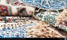 Arte islamica-Artigianato-La stoffa tradizionale stampata(Chappe Ghalamkar)-1