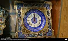 Khatam Kari - Handicraft (Marquetery and Objects Ornamentation) - 63