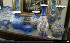 Arte islamica-Artigianato-Mina Kari o lo smalto-Oggetti ornamentali-20