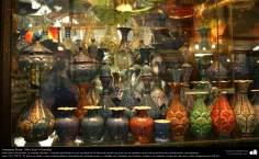 Artisanat persans - Mina Kari ou émail - 39