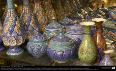 Art Islamique - Artisanat - Email(mina kari) - Objets décoratifs -4