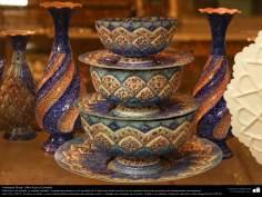 Arte islamica-Artigianato-Mina Kari o lo smalto-Oggetti ornamentali-6