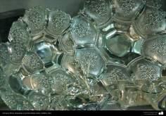 Persisches Kunsthandwerk - eingraviert in Metal (Qalam Zani) - 20 - Foto