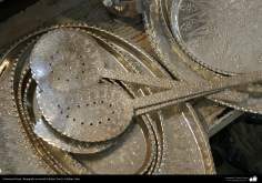 Artesanía Persa- Repujado en metal (Qalam Zani) - 16