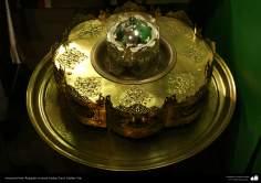 Persian Handicrafts - emobssed in metal (Qalam Zani) - 14