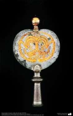 أدوات الفن زينة - أدوات العتيقة الحرب - الهند، أواخر القرن الثامن عشر