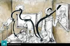 Нет соединений (карикатура)