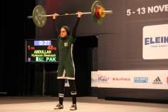 イスラム教の女性 - ヒジャーブを着用している女性の運動・スポーツ