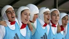 Мусульманская женщина - Спорт мусульманских женщин - Мусульманские спортсменки