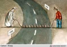 Formas de negociar (caricatura)
