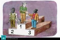 Campeones (Caricatura)