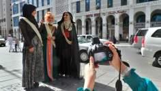 Concurso de belleza en Indonesia y hijab