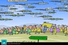 Caricatura - Dupla rota