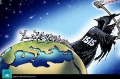 Caricatura - O colosso do terror