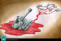 El hundimiento (caricatura)