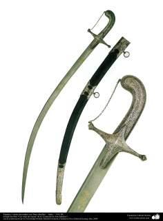 Épée et gaine décorée avec des détails fins - Inde - 1163 AD. (3)