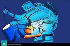 Futuro laboral (Caricatura)
