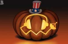 アメリカのハロウィン(漫画)