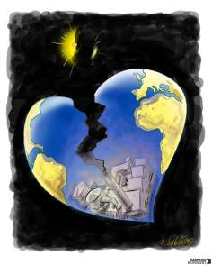 世界汚染(漫画)