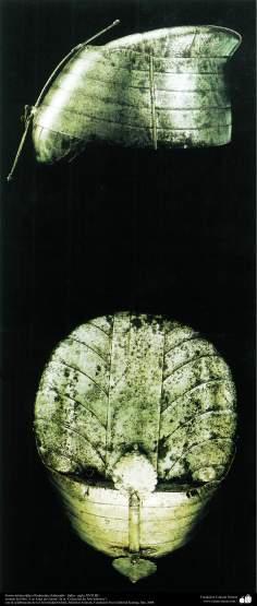 繊細な装飾とメッシュをモチーフにしたコンテンポラリー・アート用品 - インド - 17世紀。